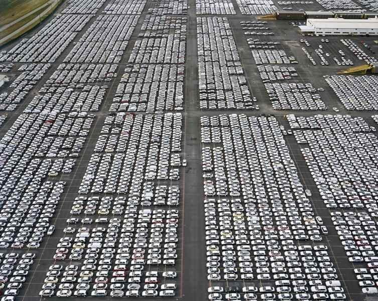 Мировой рынок автомобилей летом вырос на6,3 процента