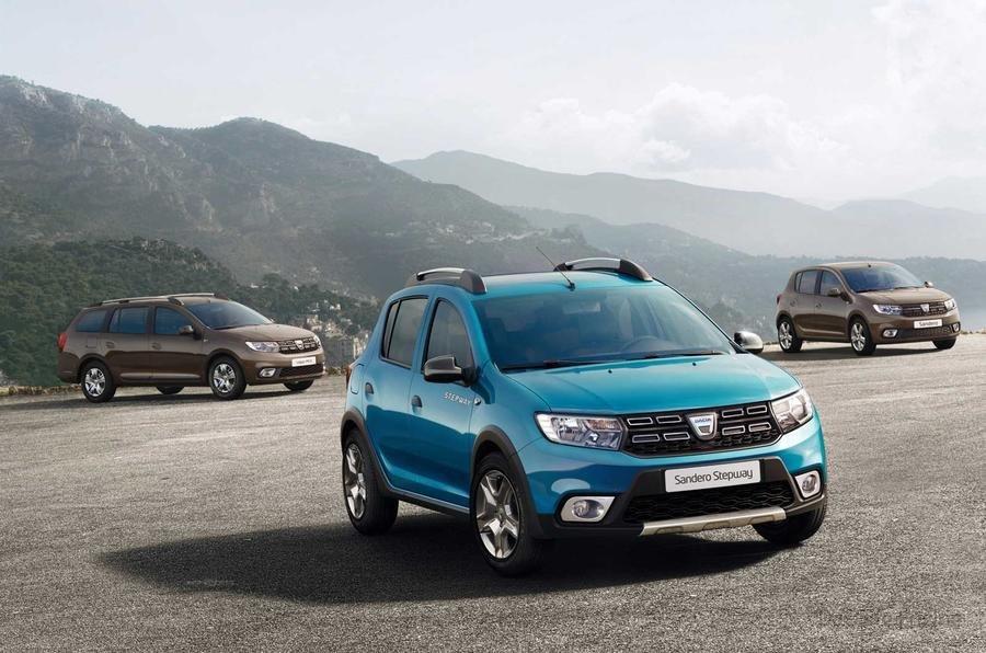 Renault Dacia Sandero официально дебютировал в Париже