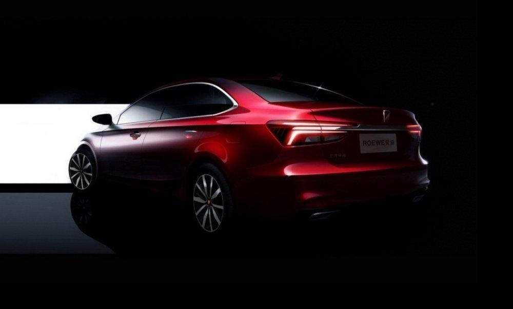 На автомобильной выставке вГуанчжоу дебютирует седан Roewe