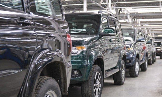 Новый внедорожник УАЗ появится нарынке в 2020-ом году