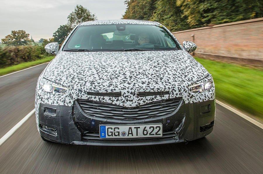 Vauxhall Insignia Grand Sport будет лучшей всвоей линейке