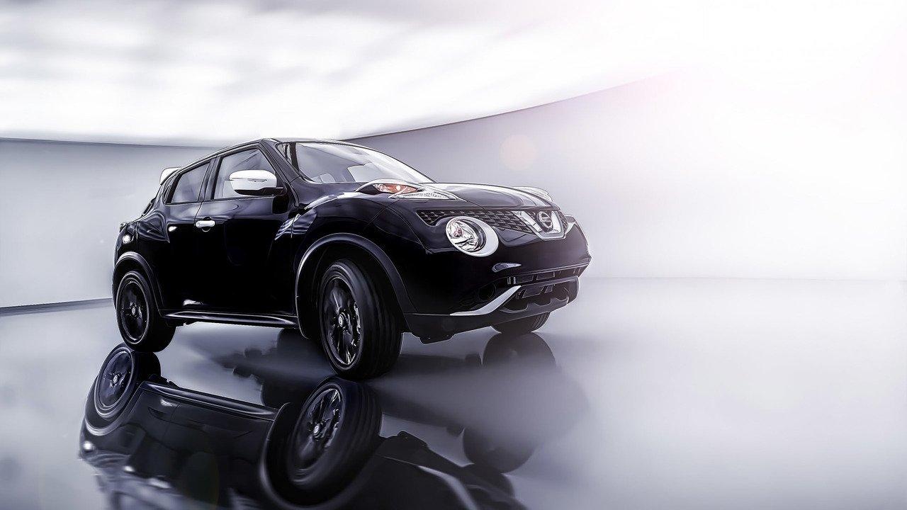 Ниссан анонсировал ограниченную серию версии Juke Black Pearl Edition