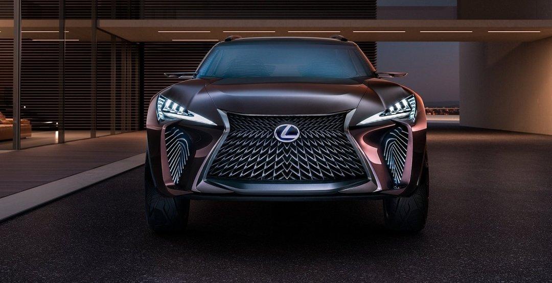 В 2020 году Lexus представит водородный серийный кроссовер