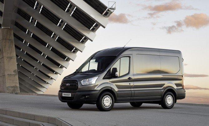 Автобусы Форд Transit изТатарстана заняли треть русского рынка