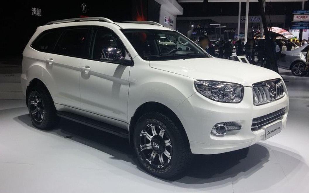 Компания «Foton» представила марку легковых авто «Gratour»