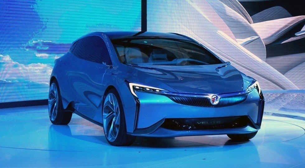 Buick показал собственный гибридный концепт-кар