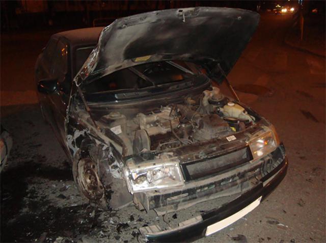 ВДТП повине начинающего водителя пострадал 3-х летний ребенок