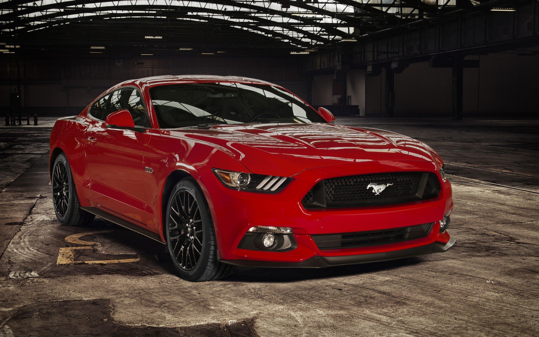 Рестайлинговый Форд Mustang лишится V6
