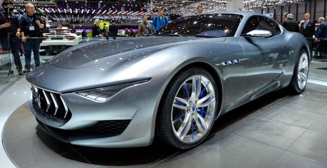 Maserati планирует в 2020 году выпустить электрокар Alfieri