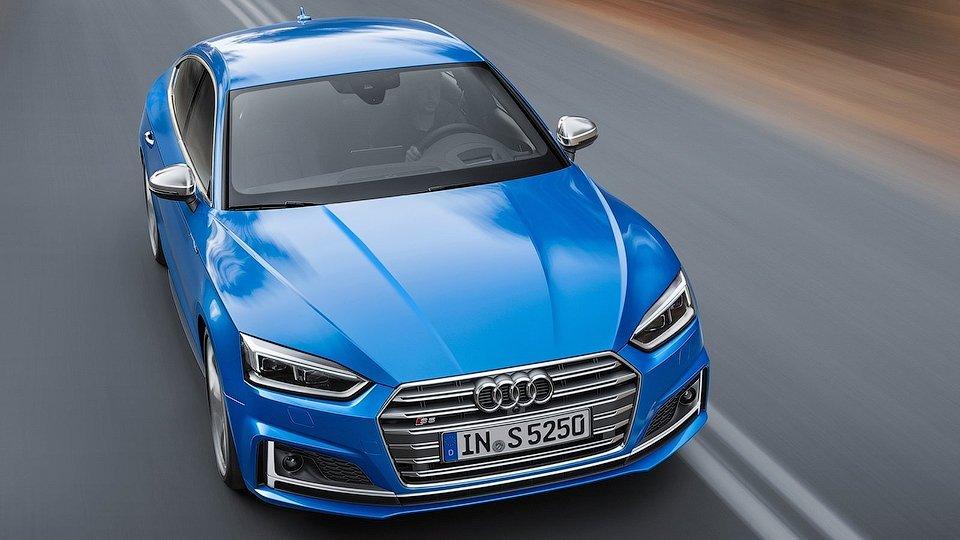 Audi назвала рублёвые цены на Audi A5 и S5 Sportback