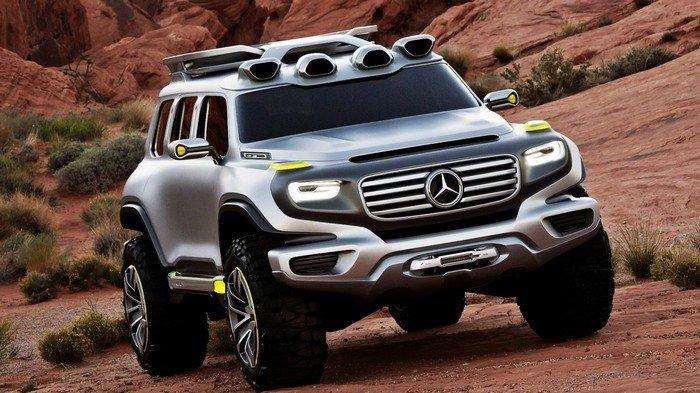 Benz выводит нарынок новый кроссовер набазе A-Class