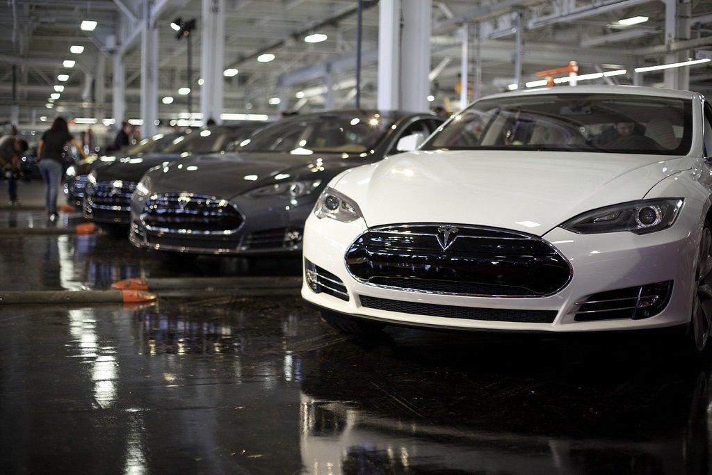 ВРФ осенью продажи электрокаров увеличились на30%