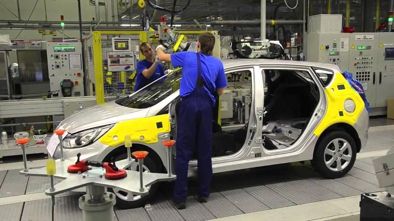 Неменее чем на30% вырос петербургский автопром заполгода