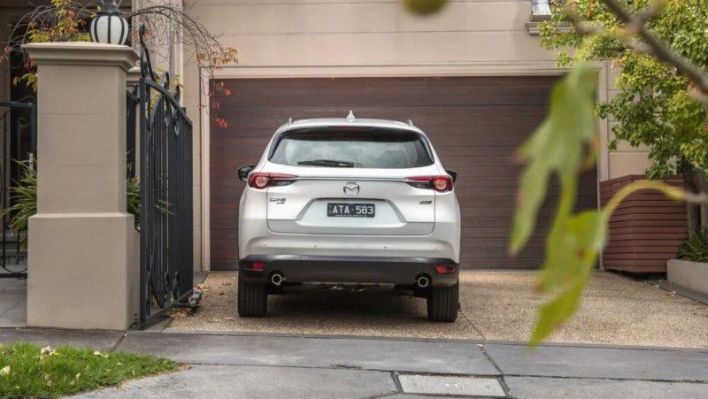 CX-9 доРоссии скорее всего недоедет. Фото: Mazda
