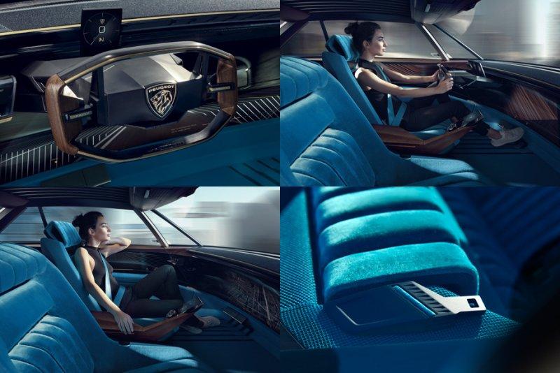 Стиль относит назад, во времена расцвета эпохи «Волги». Фото: Renault