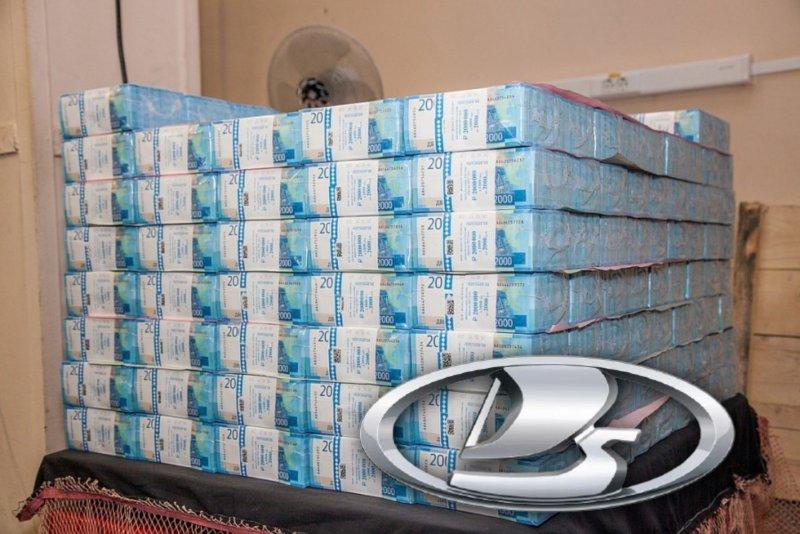 2млрд рублей наглядно. Коллаж: Driver-News